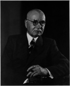 Firmengründer Wilhelm Karmann (1871 - 1952)