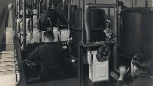 Der Gaszählerhersteller Kromschröder führte 1930 als erstes Osnabrücker Unternehmen die Fließbandproduktion ein.